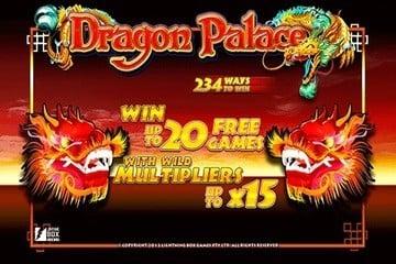 dragon palace slot online spielen
