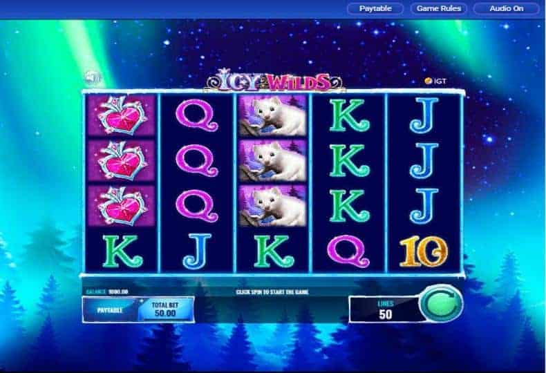 Spiele Icy Wilds - Video Slots Online