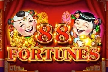 Image result for 88 fortunes slot machine