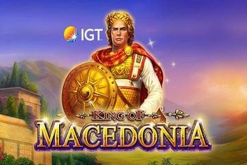 King Of Macedonia New No Download Slot