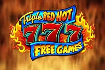 Triple Red Hot 777 Slots Free Online Casino Slot