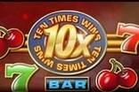 10 Times Wins Slots