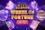 Megajackpots Wheel of Fortune Slots