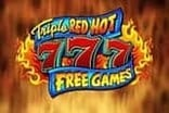 Triple Red Hot 777 Slots