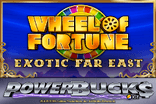 Wheel of Fortune Exotic Far East Slots
