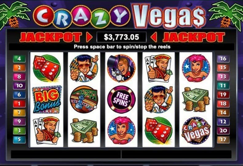 Crazy Vegas Slots Free Instant Play Game Desktop Ios Android
