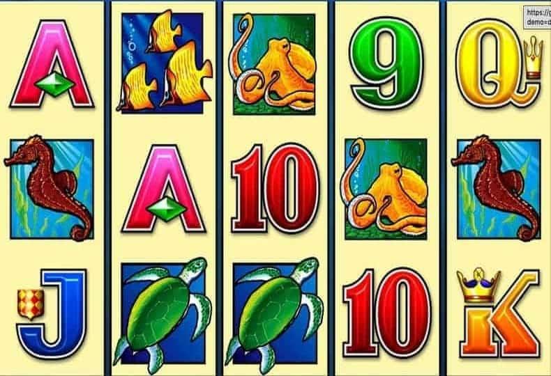 Dolphin Treasure Slots Pokies Free Play Dolphin Treasure Slot