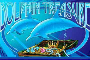 Dolphin Treasure Slots Pokies Free Play Dolphin Treasure Slot