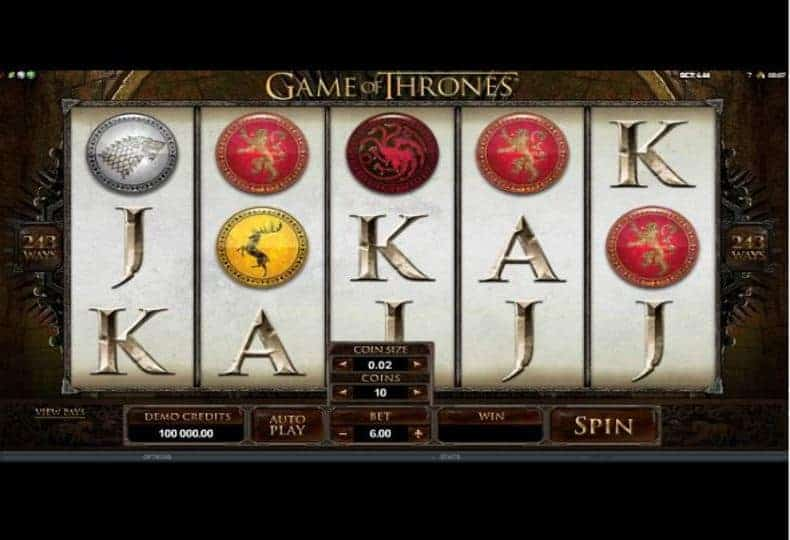 Game Of Thrones Slots Free Slot Machine Game Play Now
