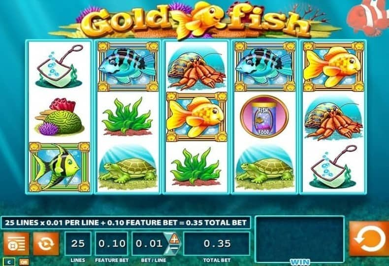 Goldfish Slots Play For Free Or Real Money