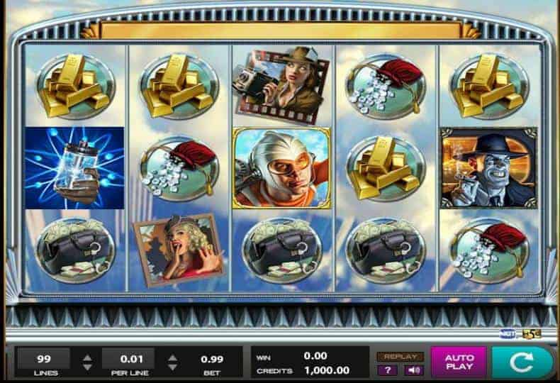 Spiele Rocket Man - Video Slots Online