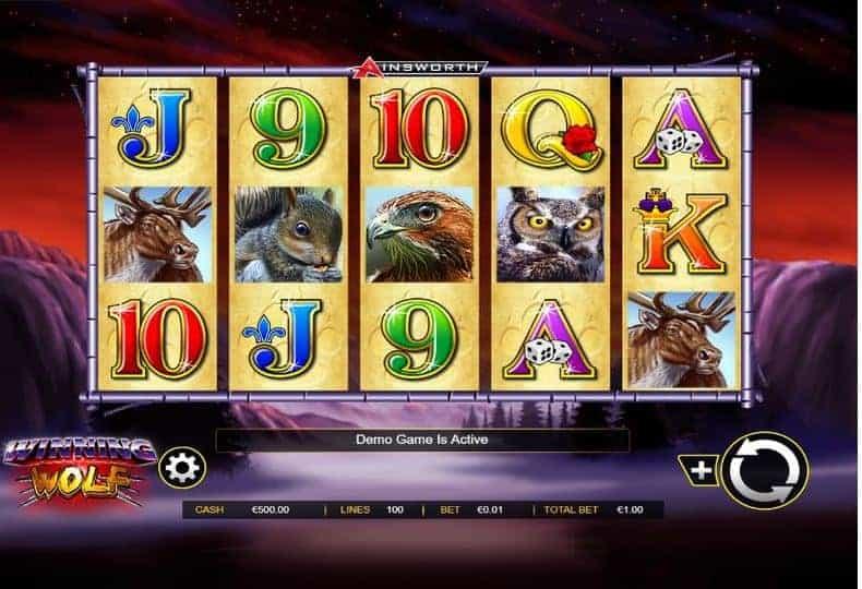 Free Penny Slots Wolf Run