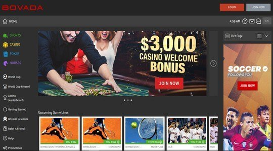 Bovada Casino Real Money Slots Review And Free Bonus Offer
