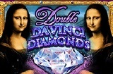 Double DaVinci Diamonds Slots