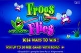 Frogs n Flies Slots