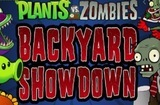 Backyard Showdown Plants vs Zombies