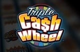 Triple Cash Wheel with Quick Hit